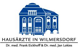 Das Logo der Gemeinschaftspraxis Hausärzte in Wilmersdorf, von Dr. med Frank Eichendorf & Dr. med. Jan Lokies